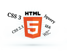web standards, css3, html 5, query, w3c